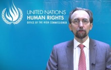 Report on the Statement of Zeid Raad Al Hussein