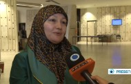 Interview with Wife of Dr. Alimohammadi