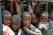 Crisis threatening children's lives and the long-term future