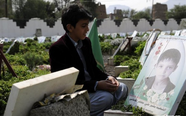 Draft U.N. blacklist names Saudi coalition for killing children in Yemen
