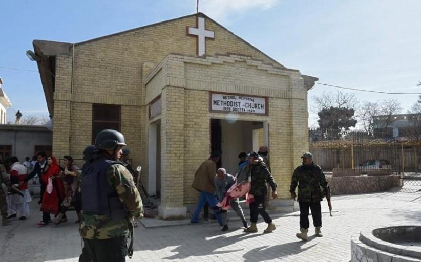 Statement of Association for Defending Victims of Terrorism for Condemnation Terrorist Attack on Bethel Memorial Methodist Church