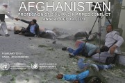 CIVILIAN DEATHS FROM AFGHAN CONFLICT IN 2018 AT HIGHEST RECORDED LEVEL – UN REPORT