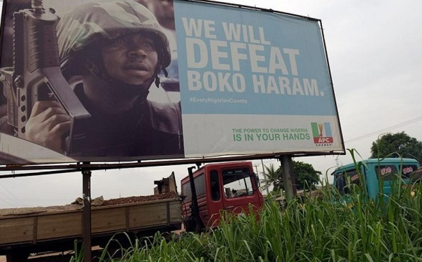 "A brief look at the terrorist group ""Boko Haram,"""