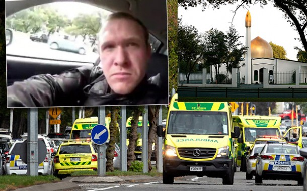 Statement of Association for Defending Victims of Terrorism in condemning the NewZealand terrorist Attack