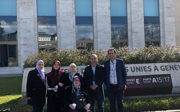 Negotiations of Victims of terrorism in Iran in 40th session of human rights