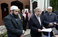 António Guterres: There is no room for hate speech