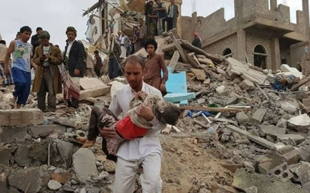 UNITED NATIONS (AP) — Over 7,500 children have been killed or wounded in Yemen