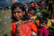 International warnings about the possible occurring of war crimes in Myanmar