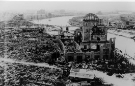 74th U.S. Atomic Bombing on Hiroshima – 6 August 1945