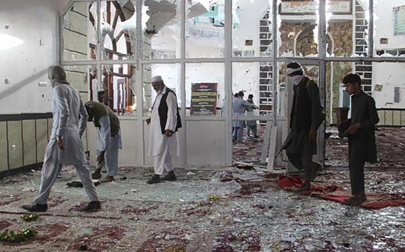 ADVTNGO's statement condemning the terrorist attack in Afghanistan