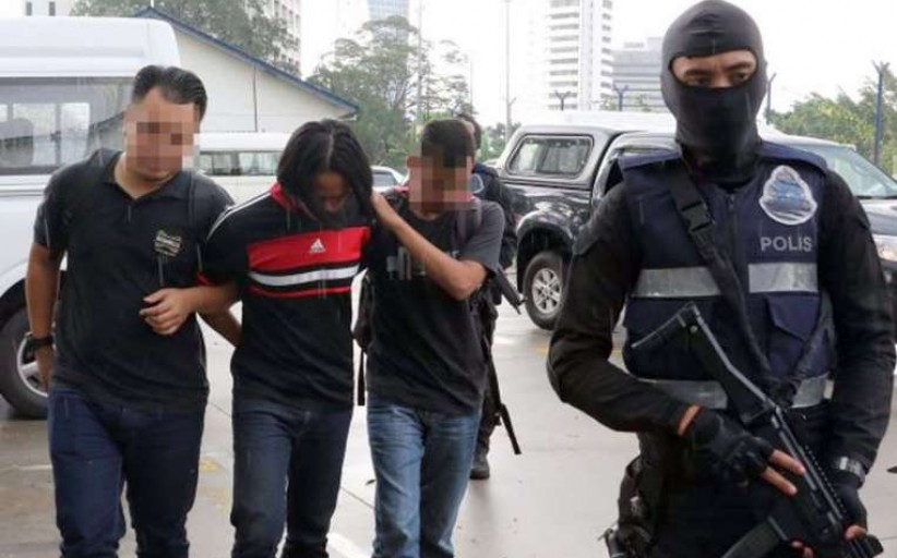 Abdul Hamid Bador: any returning Daesh members would be charged under Malaysia's Security Offenses Act