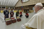 Italy - Vatican's Paul VI hall – Christmas 2019