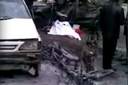 12 january 2010 crime of Israel and Monafeqin terrorist group