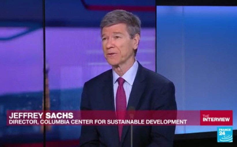 Jeffrey Sachs: We need a globally, intelligent, coherent and cooperative approach