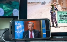 Guterres: We need robust diplomatic efforts to meet challenges