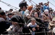 UN refugee chief laments nearly 80 million people forcibly displaced