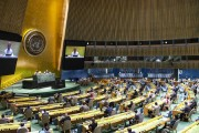 New General Assembly underscores necessity of multilateralism