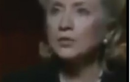 Hilary Clinton: we created Al-Qaeda