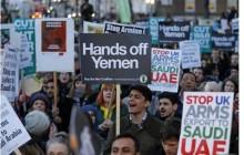 No end of Sales of western weapons against Yemeni people