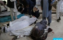 Another terrorist crime in Kabul - over 250 students killed- Afghanistan 2021