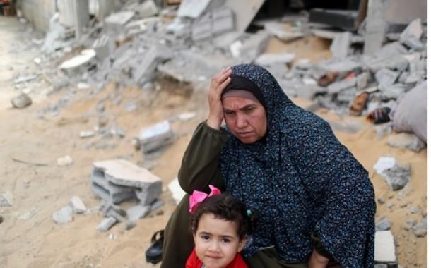 Israel, the Big Lie
