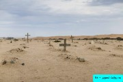 German Genocide in Namibia - mass killings of 100000 Namibians since 1904 to 1908