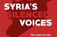 Syria's Silenced Voices