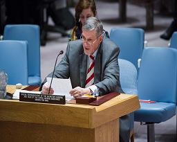 condemnation of Iraq incident by UN