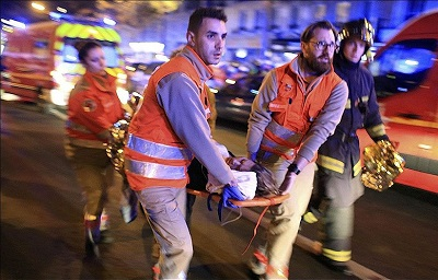ADVTs Statement for Condemning the Terrorist Attacks in Paris