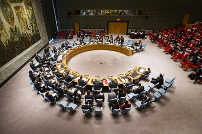 Security Council condemns use of sexual violence as 'tactic of war' in Iraq and Syri