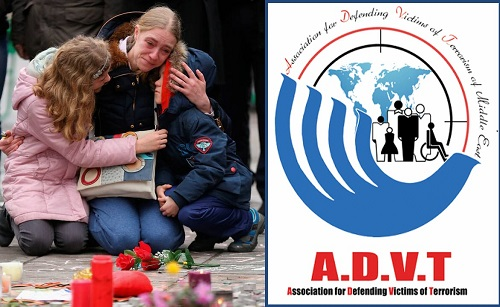 Association for Defending Victims of Terrorism condemns the terrorist incident of Belgian