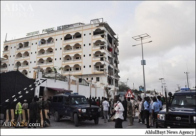 UN chief condemns deadly Al Shabaab attack against hotel in Mogadishu.