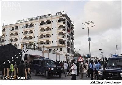 UN chief condemns deadly Al Shabaab attack against hotel in Mogadishu.