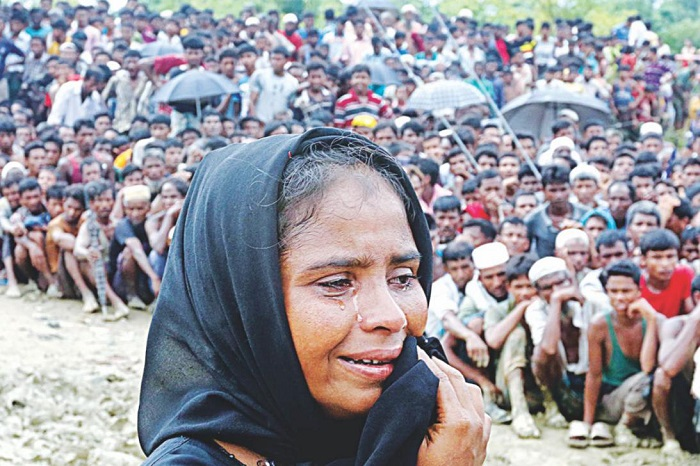 UN Security Council Should Seek Justice for Myanmar Atrocities