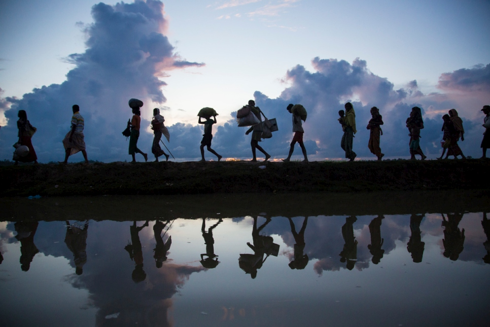 UNHCR's new 2 Billion Kilometres to Safety campaign