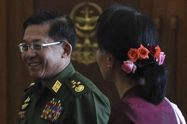 Myanmar army chief must be prosecuted for Rohingya 'genocide': U.N. rights envoy