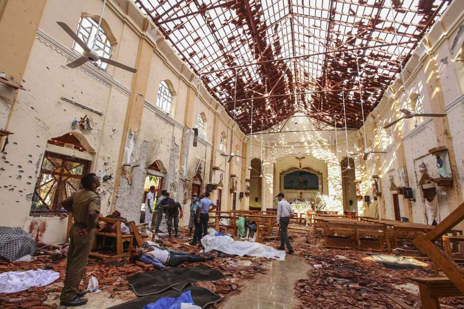 Statement by the Association for Defending Victims of Terrorism in condemning the terrorist attack in Sri Lanka