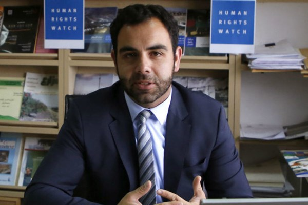 Omar Shakir: Zionist settlements are 'war crime'
