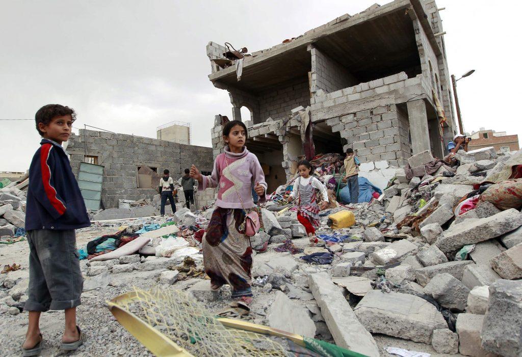 yemen saudi war crime human rights