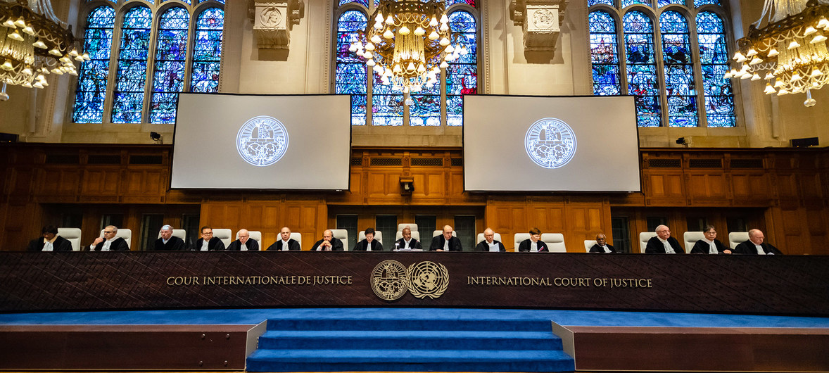 Historic order of IJC in the case of genocide against muslims in Myanmar