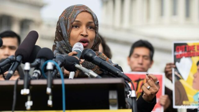 Ilhan Omar: Why can't we hold the biggest exporter of terrorism in the world accountable?