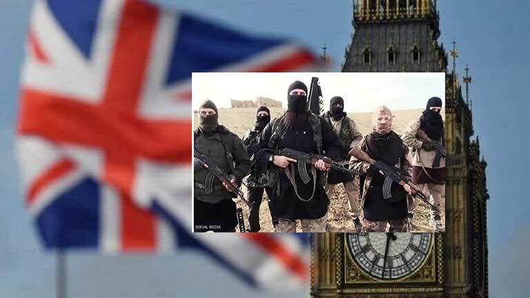 Daesh and Britain