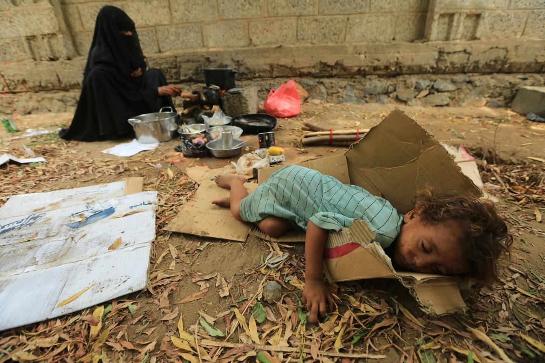 UNICEF : 2.4 million Yemeni children face deadly hunger