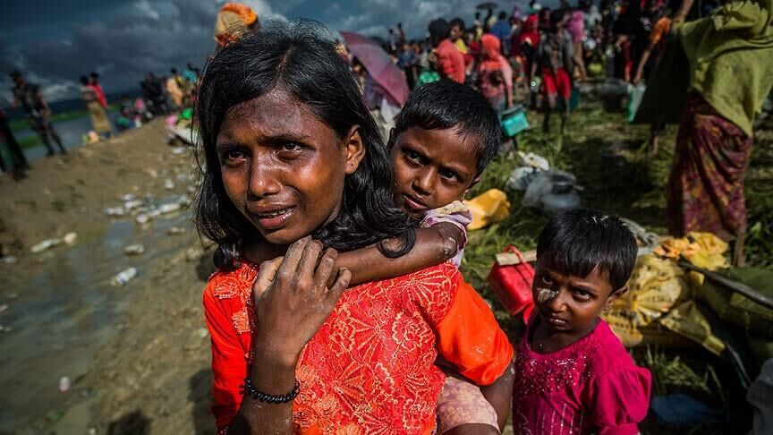 UN disagrees on forced relocation of Rohingya refugees