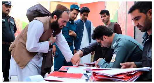 Afghan Official: 600 Freed Taliban Prisoners Rearrested