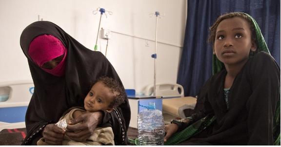 Yemen remains the world's largest humanitarian crisis