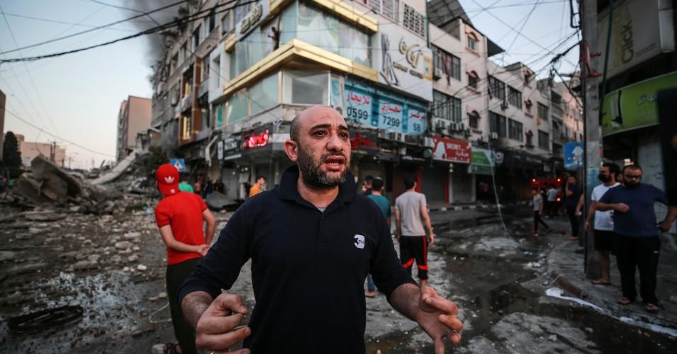immediately cease fighting in Gaza