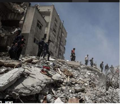 Amnesty International: Israeli attacks on Gaza must be investigated as war crimes