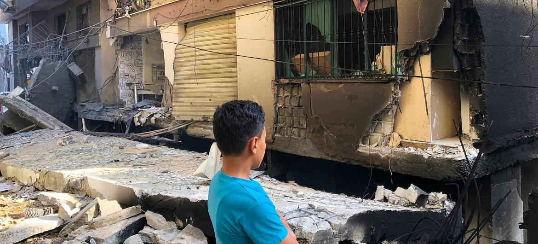 stop violence against children in Palestine