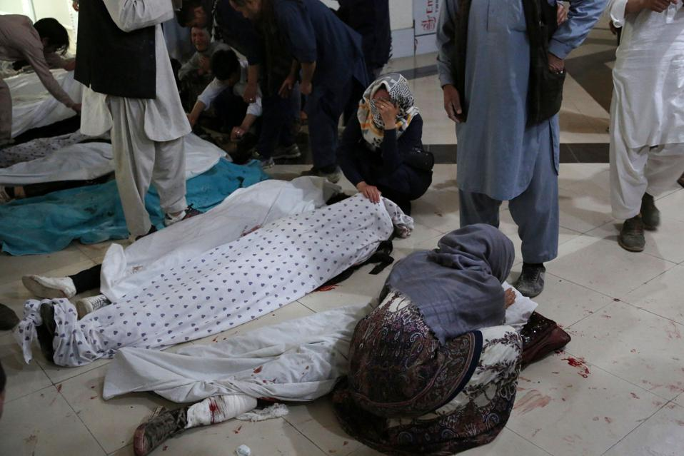 Terrorist attack on Afghan school in Kabul killed 85, injured over 150